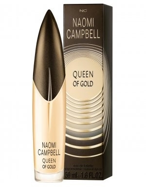 Queen of Gold  (Naomi Campbell)