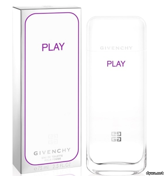 Play for her 2014 (Givenchy)