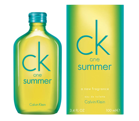 One Summer 2014 (Calvin Klein)