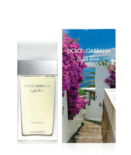 D&G Light Blue Escape to Panarea (Dolce & Gabbana)