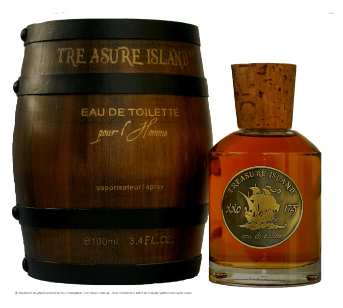 Treasure Island (Legendary Fragrances)