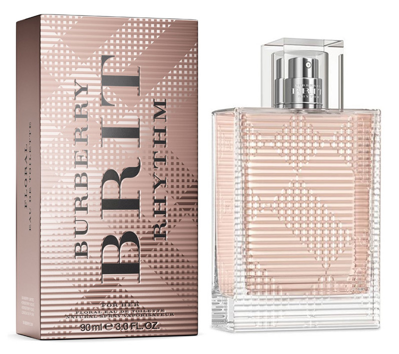 Brit Rhythm Floral For Women (Burberry)
