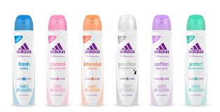 Anti-perspirant Spray for woman (Adidas)