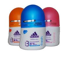 Anti-perspirant Roll-Ons for woman (Adidas)