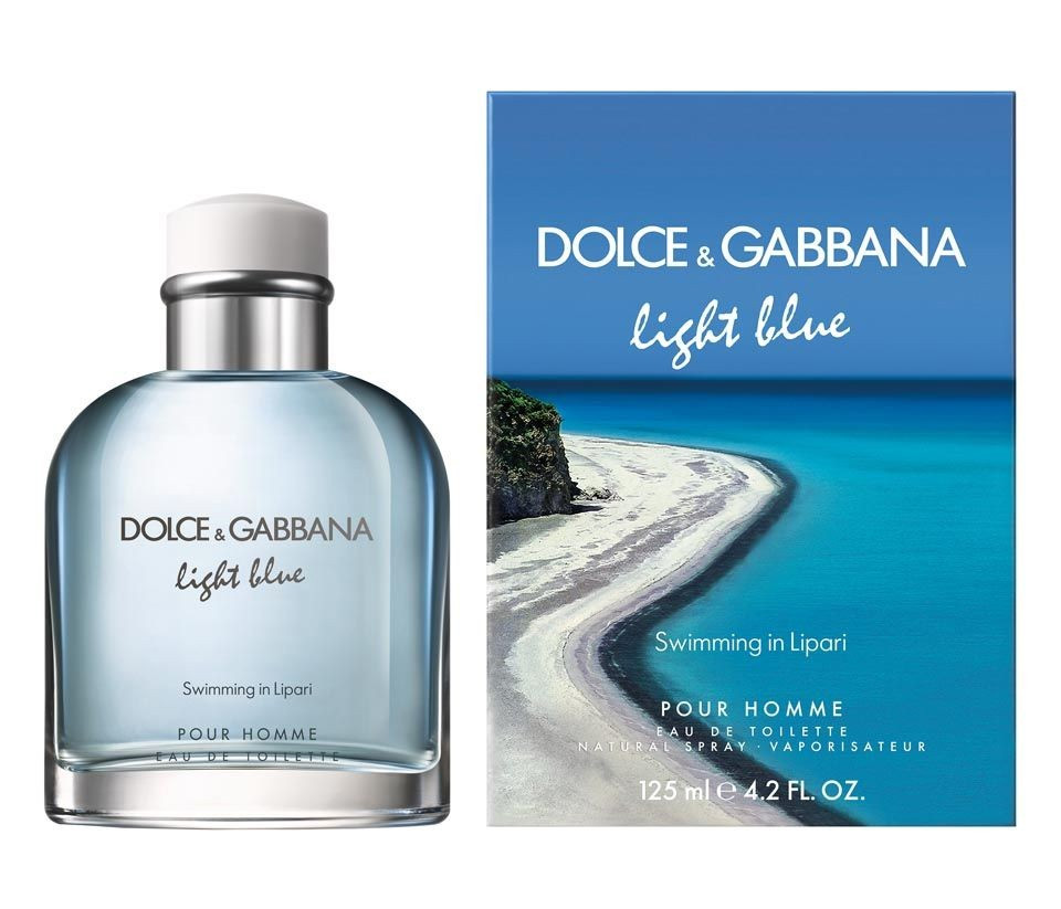 Light Blue Swimming In Lipari (Dolce & Gabbana)