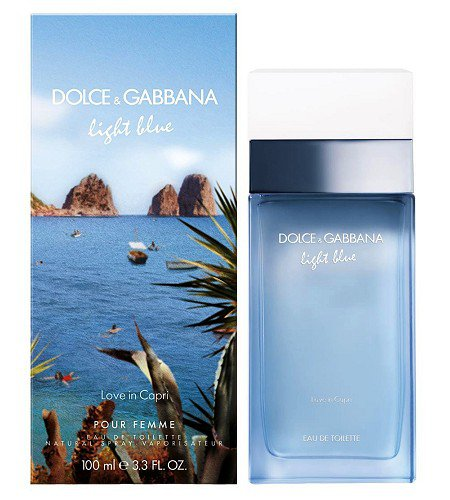 Light Blue Love In Capri (Dolce & Gabbana)