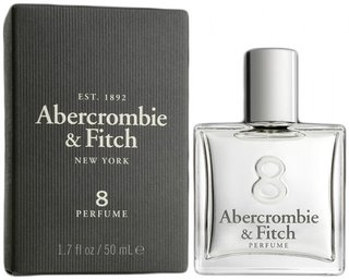 Perfume №8 (Abercrombie & Fitch)