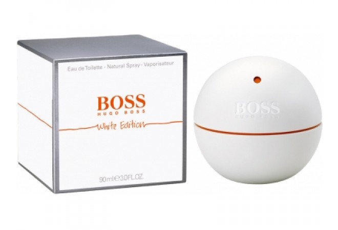 Boss In Motion White Edition (Hugo Boss)