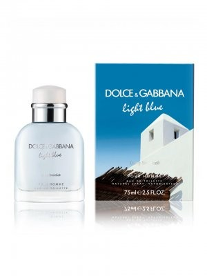 Light Blue Living Stromboli  (Dolce & Gabbana)