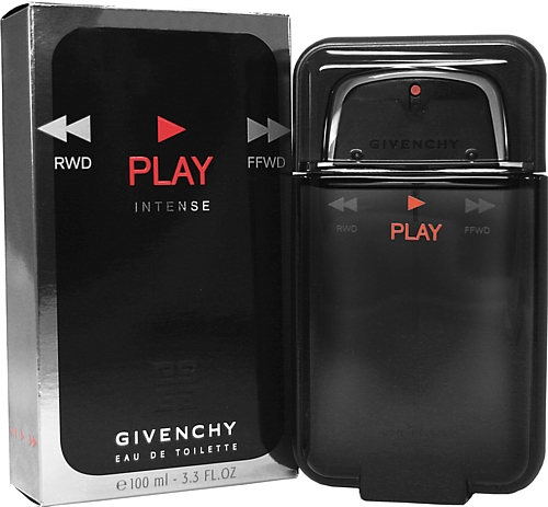Play Intense men (Givenchy)