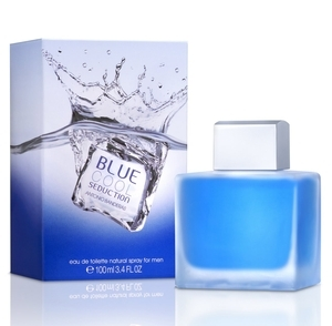 Blue Cool Seduction for men (Antonio Banderas)