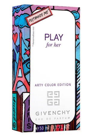Play for her Arty Color Edition (Givenchy)